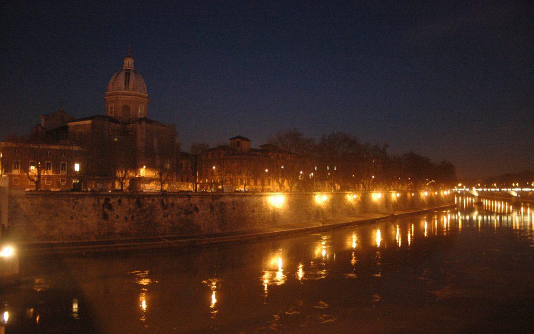 Ekumeeninen pyhiinvaellus Roomaan