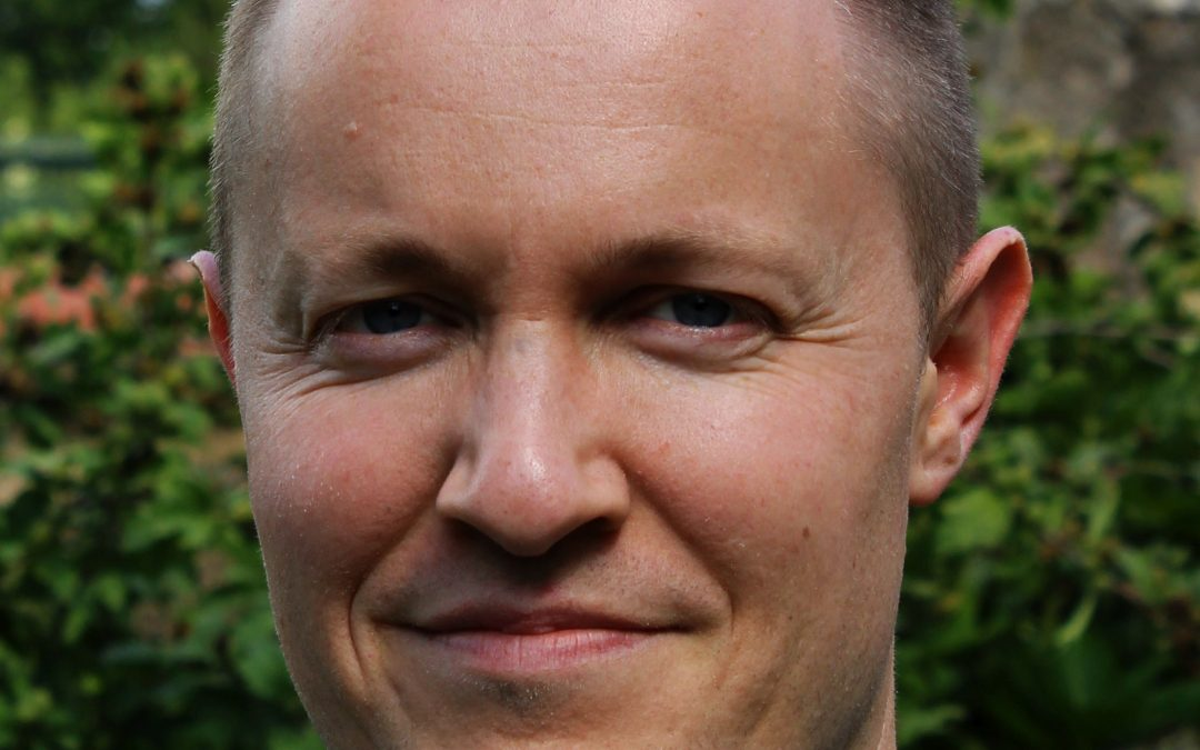Tuomas Nyyssölä vihitään diakoniksi