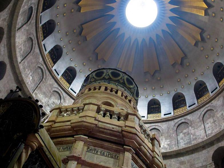 Pyhän haudan kirkko suljettiin