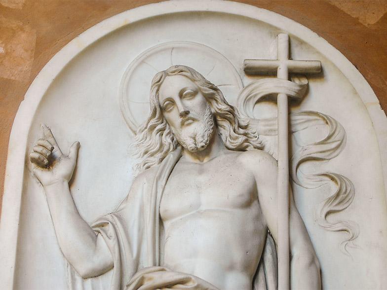 Resurrexit, sicut dixit! Alleluia!